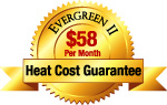 Heat Cost Guarantee