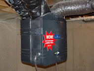 Air Exchanger System